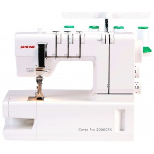 Janome Cover Pro 2000 CPX фото 1