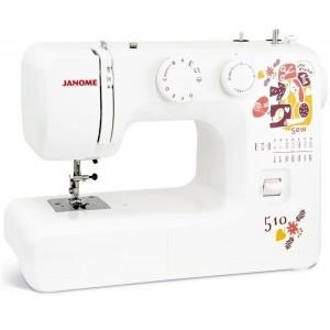 Janome Sew Dream 510 фото 1