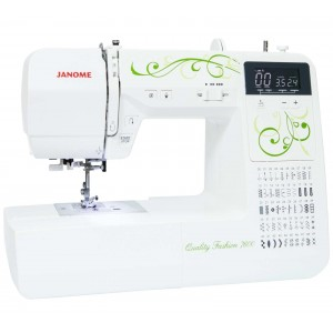 Janome Quality Fashion 7600 фото 1