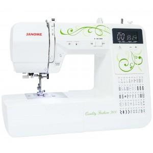 Janome Quality Fashion 7600 фото 1
