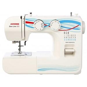 Janome Sew Line 300 фото 1