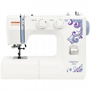 Janome High Style 1818 фото 1