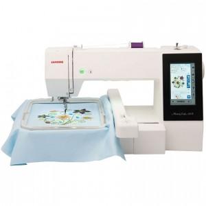 Вышивальная машина Janome Memory Craft 500E фото 1