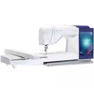 Швейно-вышивальная машина Husqvarna Designer Epic фото 1