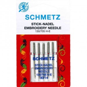 Schmetz Embroidery №90 фото 1