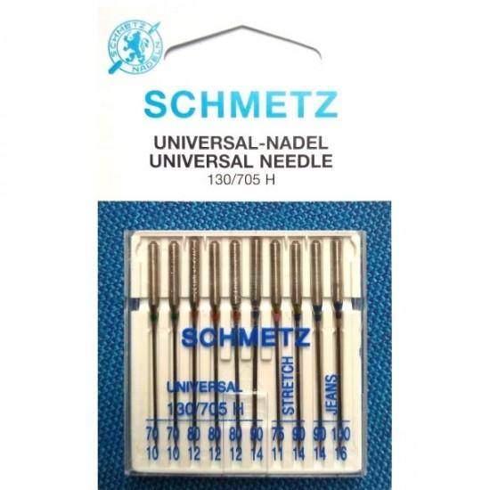 Schmetz Combi Box XVS №70-100 Max