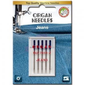Иглы для джинса Organ Jeans №100 фото 1