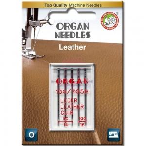 Иглы для кожи Organ Leather 90-100 фото 1
