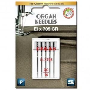 Иглы для распошивалки Organ CoverStitch №90 фото 1