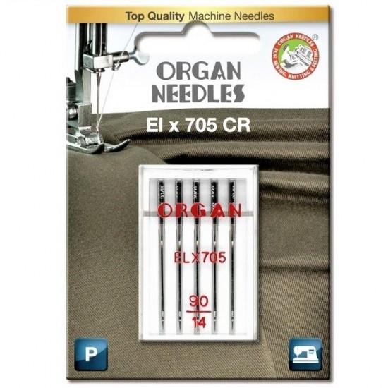 Иглы для распошивалки Organ CoverStitch №90