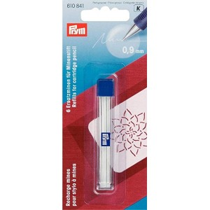 Грифели для механического карандаша белые Prym 610841 фото 1