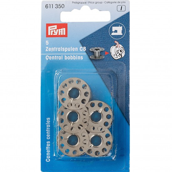 Шпульки металлические Prym 611350