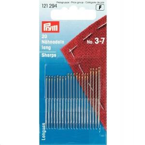 Иглы ручные для шитья №3-7 Prym 121294 фото 1