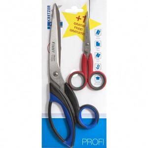 Ножницы Kretzer Set 24 см и 13 см 772024+780213 фото 1