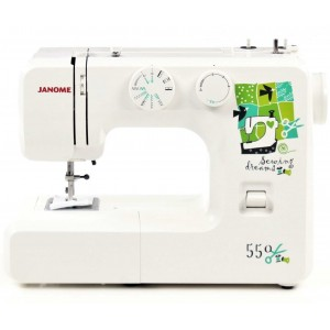Janome Sewing Dream 550 фото 1