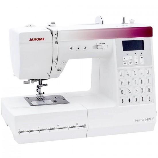 Janome Sewist 740 DC