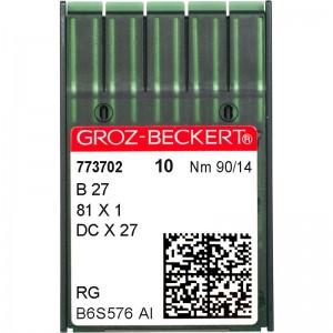 Groz-Beckert DCx27 RG №90 фото 1