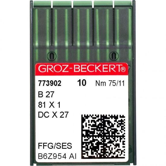 Groz-Beckert DCx27 SES №75