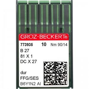 Groz-Beckert DCx27 SES №90 фото 1