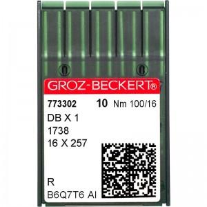 Groz-Beckert DBx1 R №100 фото 1