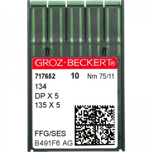 Groz-Beckert DPx5 SES №75 фото 1