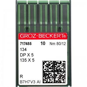 Groz-Beckert DPx5 R №80 фото 1