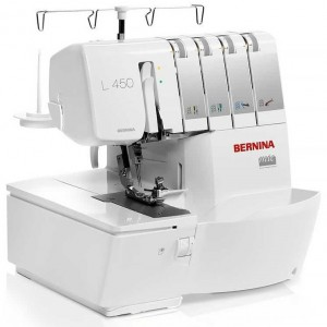 Bernina L 450 фото 1