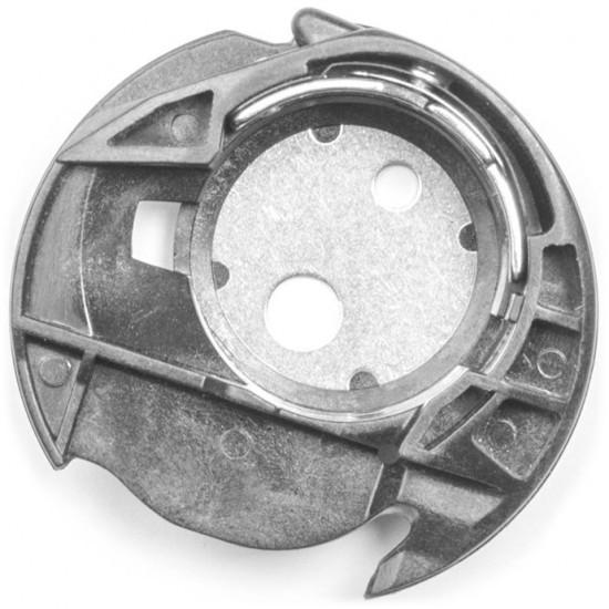 Шпуледержатель горизонтального челнока для швейной машины