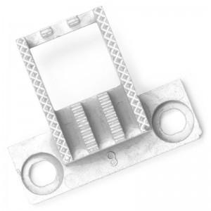 Зубья транспортера ткани для швейной машины iSew S200 фото 1