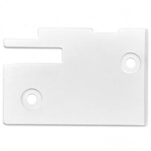 Игольная пластина откидной панели для оверлока фото 1