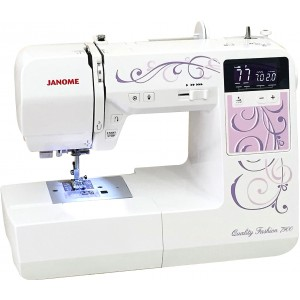 Janome Quality Fashion 7900 фото 1